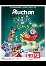 Prospectus Auchan : Des jouets de rêves