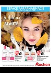 Prospectus Auchan PUTEAUX : Un automne de toute beauté