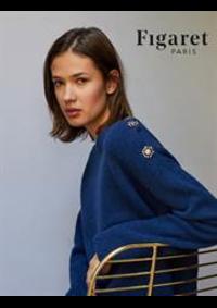 Prospectus Alain Figaret paris rue de la Paix : Collection Femme