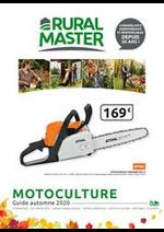 Prospectus  : Catalogue Rural Master