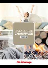 Prospectus Mr. Bricolage BRAINE L'ALLEUD Mont Saint Jean : Catalogue Chauffage