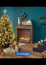 Prospectus L'incroyable : Tendances Noël