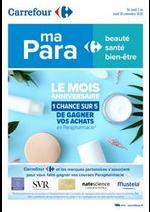 Prospectus Carrefour : Ma para - Spécial Anniversaire