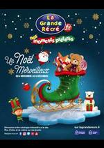 Prospectus La grande Récré : Un Noël Merveilleux
