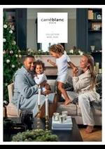 Prospectus Carré Blanc : Collection Noël 2020