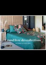 Prospectus Carré Blanc : Grand livre des collections