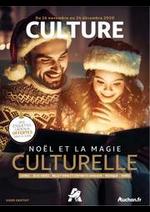 Prospectus Auchan : Noël et la magie culturelle