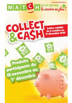 Promos et remises  : Collect & Cash
