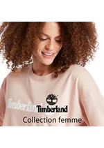 Catalogues et collections Timberland : Collection femme