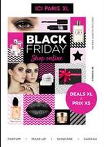 Bons Plans Ici Paris XL : Offre ICI Paris XL Black Friday