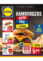 Promos et remises Lidl : Folder Lidl