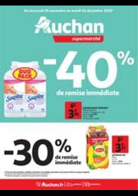 Promos et remises Auchan Val d'Europe Marne-la-Vallée : Encore des bons plans !