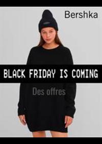 Prospectus Bershka PARIS : Des offres Bershka Black Friday