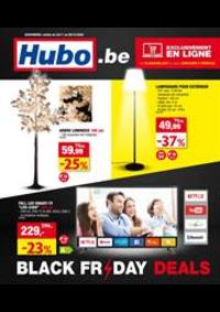 Prospectus Hubo Andenne : Offre Hubo Black Friday