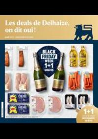 Prospectus Proxy Delhaize Ohey : Nouveau: Promotion de la semaine