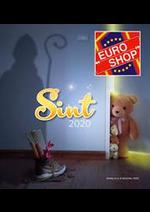 Prospectus EURO SHOP : Eudoshop sintfolder