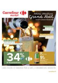 Prospectus Carrefour Market COLOMBES : Petites attentions Grand Noël