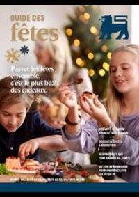 Prospectus Supermarché Delhaize Nivelles : Delhaize Guide des ftes