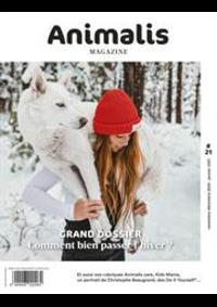 Prospectus Animalis Groslay : Animalis Magazine