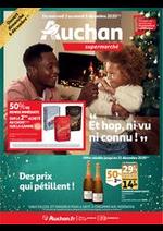 Prospectus Auchan : Et hop, ni vu ni connu !