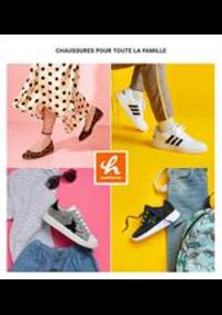 Prospectus Brantano DILBEEK : Chaussures Pour Toute La Familie