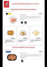Prospectus Boucherie Renmans EGHEZEE : Renmans Promoties