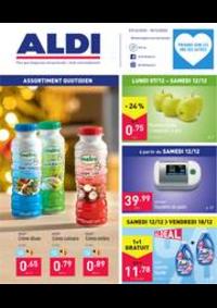 Prospectus Aldi ANDERLECHT Renard : Folder Aldi