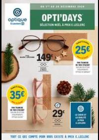 Prospectus E.Leclerc VITRY SUR SEINE : Catalogue E.Leclerc