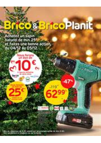 Promos et remises Brico EGHEZÉE : Brico & Brico Plaint