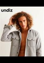 Prospectus Undiz : Nouveautés Homme