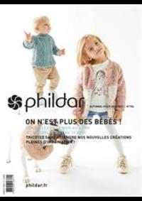 Prospectus Phildar Vélizy-Villacoublay : Tricotez Bébés