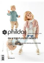 Prospectus Phildar : Tricotez Bébés