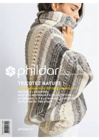 Prospectus Phildar distributeur Audincourt : Collection Fusionné