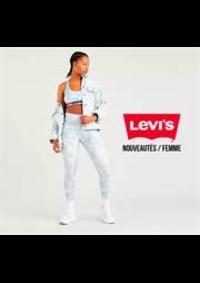 Prospectus Levi's Store Le Chesnay : Nouveautés / Femme