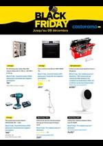 Prospectus Castorama : Offres Castorama Black Friday