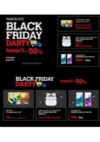 Promos et remises DARTY MONTBELIARD : Offres Darty Black Friday