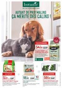 Prospectus botanic Thonon-les-Bains : Autant de prix malins ça mérite des calins !