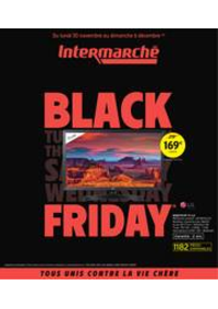 Prospectus Intermarché Super Yerres : Offre Intermarché Black Friday