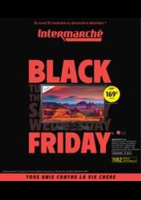 Prospectus Intermarché Super Dampierre-les-Boi : Offre Intermarché Black Friday