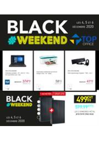 Prospectus Top Office Bondy : Offre Top Office Black Friday
