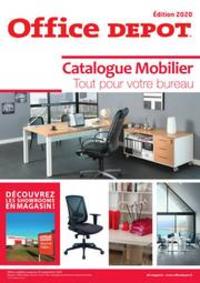 Prospectus Office DEPOT Paris 8 - Pepiniere : TOUT LE MOBILIER POUR VOTRE BUREAU