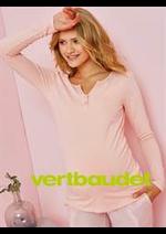 Prospectus VERTBAUDET : Pyjamas & Nuisettes Grossesse