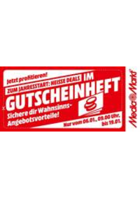 Prospectus Media Markt : Gutscheinheft