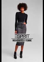 Prospectus  : Nouveautés / Femme