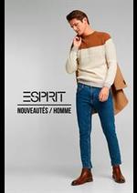 Prospectus  : Nouveautés / Homme