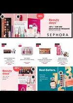 Prospectus Sephora : Beauty Days