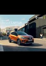 Prospectus  : Nouveau Renault Captur