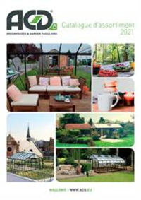 Guides et conseils AVEVE : ACD catalogue d'assortiment 2021