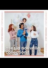 Catalogues et collections La Halle ANTHY-SUR-LÉMAN 35 RUE PRÉ ROBERT SUD : Osez la nouvelle collection !