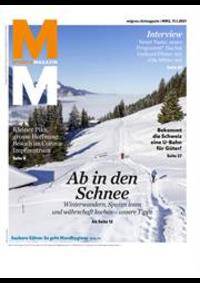 Journaux et magazines Migros Bussigny : Migros Magazin 02 2021